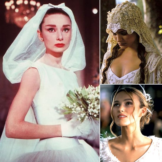 Beautiful Brides in Movies