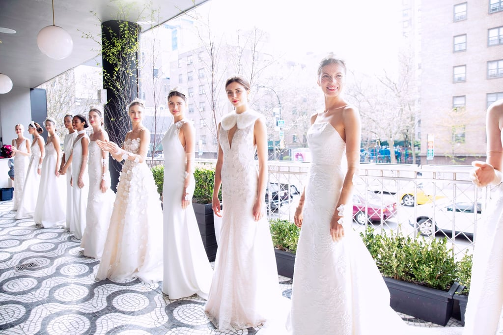 9 Bridal Trends You'll See Everywhere Next Spring