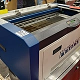 The laser printer available to rent at FabCafe.