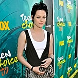 Kristen Stewart rocked the red carpet in 2009.
