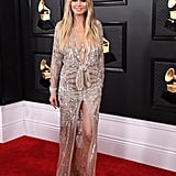 Heidi Klum at the 2020 Grammys