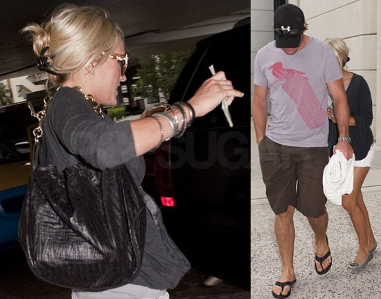 Pictures of Carrie and Mike