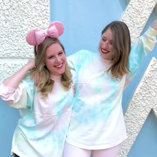 Disney Cotton Candy Spirit Jerseys