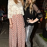 On Thursday night, Kate and Fergie posed perfectly at a celebration of Kate's latest designs from her Chrome Heart collection.