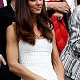 Kate Middleton's Temperley London Dress at Wimbledon, June 2011