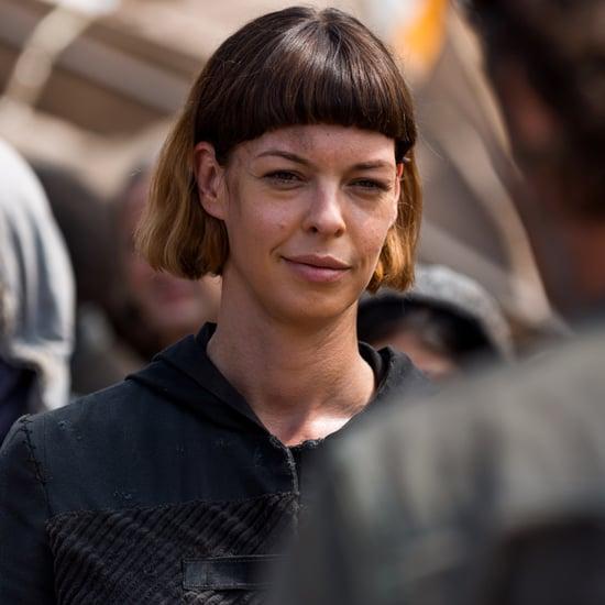 Who Plays Jadis on The Walking Dead?