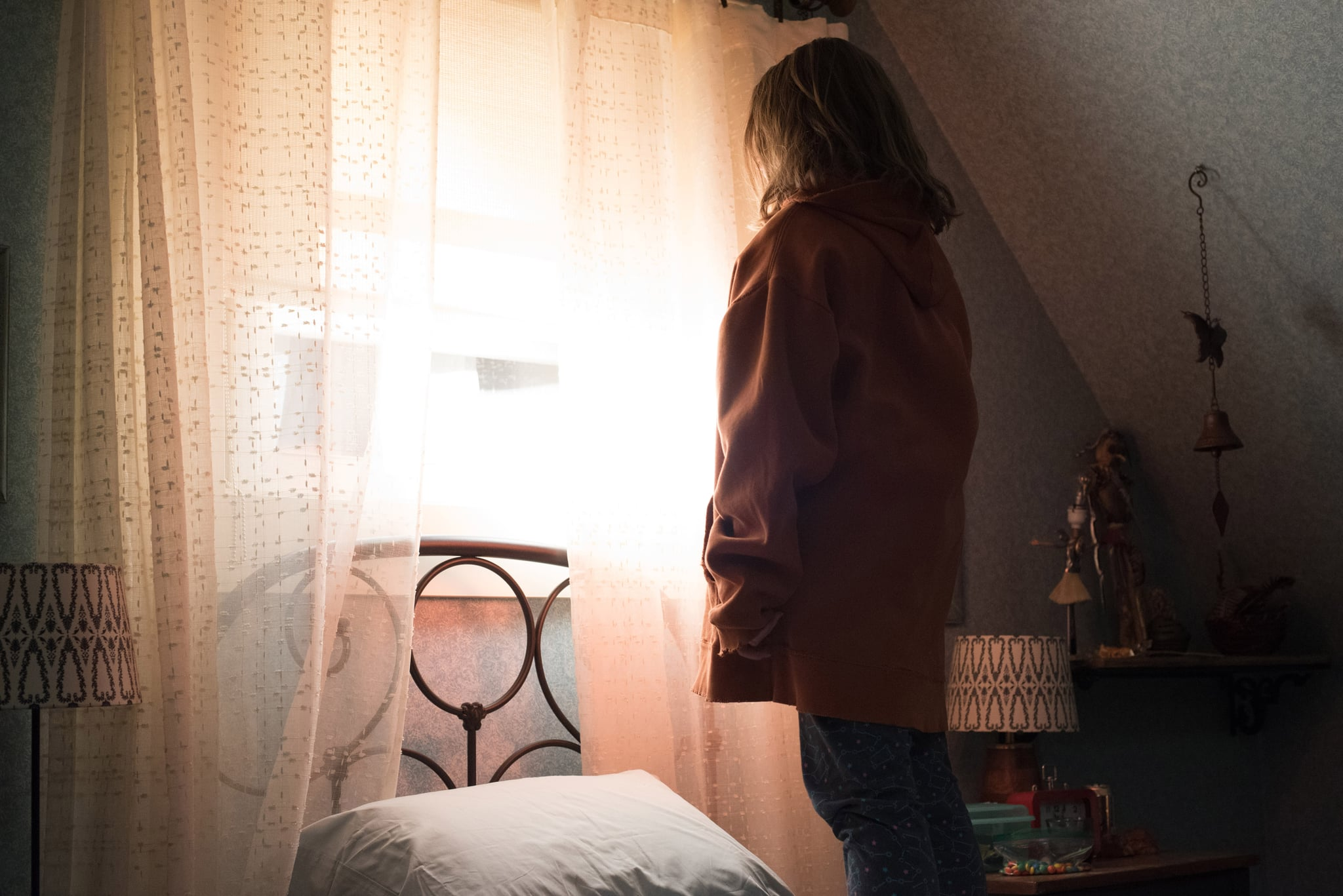 HEREDITARY, Milly Shapiro, 2018. ph: Reid Chavis / A24 /Courtesy Everett Collection