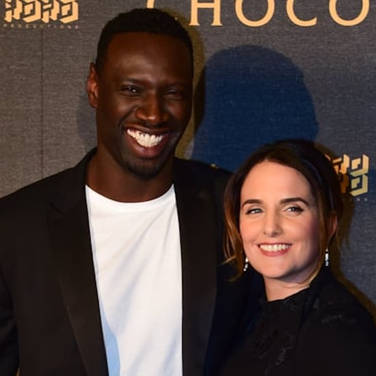 Cute Pictures of Omar Sy and His Wife, Hélène