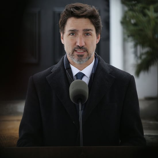 "Justin Trudeau Says ""Moistly"" in Coronavirus Speech 