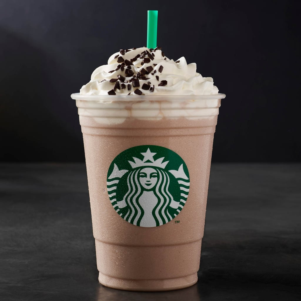 Starbucks New Black and White Mocha Drinks