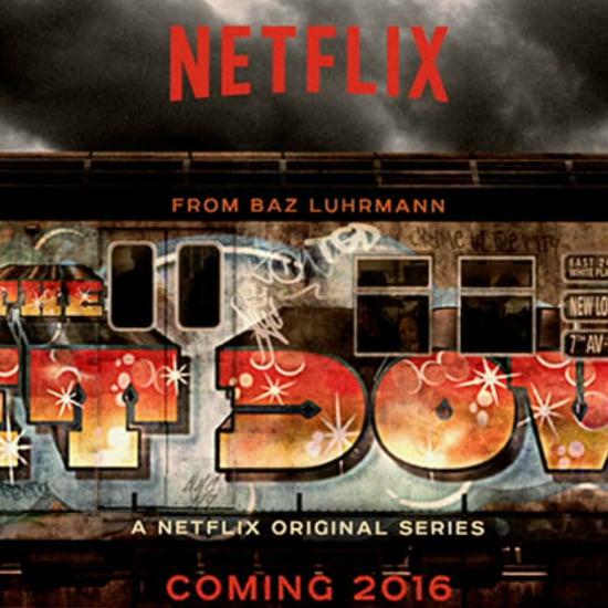Netflix and Baz Luhrmann Making The Get Down