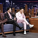 "Jonas Brothers ""Know Your Bro"" on The Tonight Show Video"