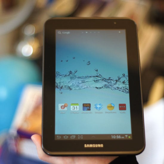 Samsung Galaxy Tab 2 7.0 Review and Pictures