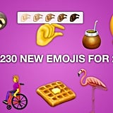 A First Look at the New Emoji For 2019