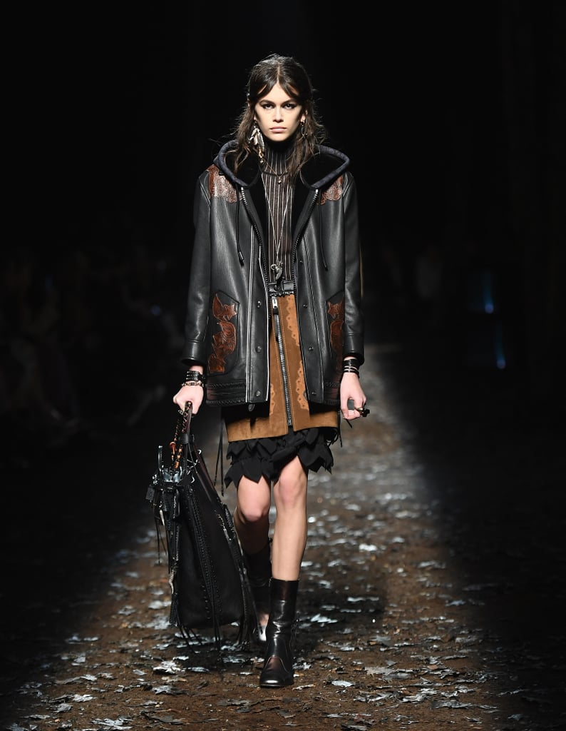Kaia Gerber's Been Owning the Fashion Week Runways Like Nobody's Business