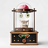 Animated Taking Skull in Cloche Halloween