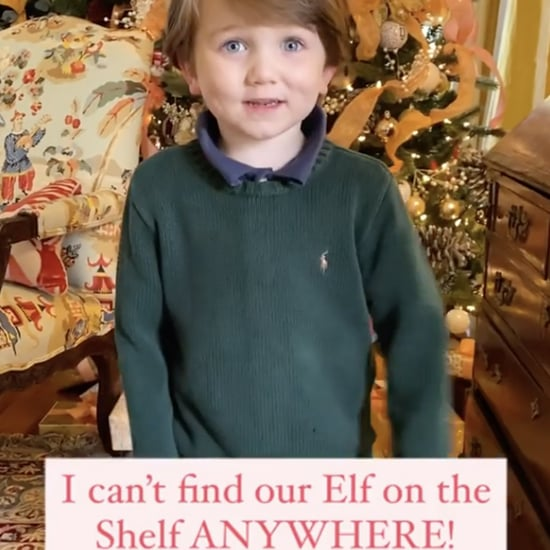 Mom Throws Out Son's Elf on the Shelf in Hilarious Video