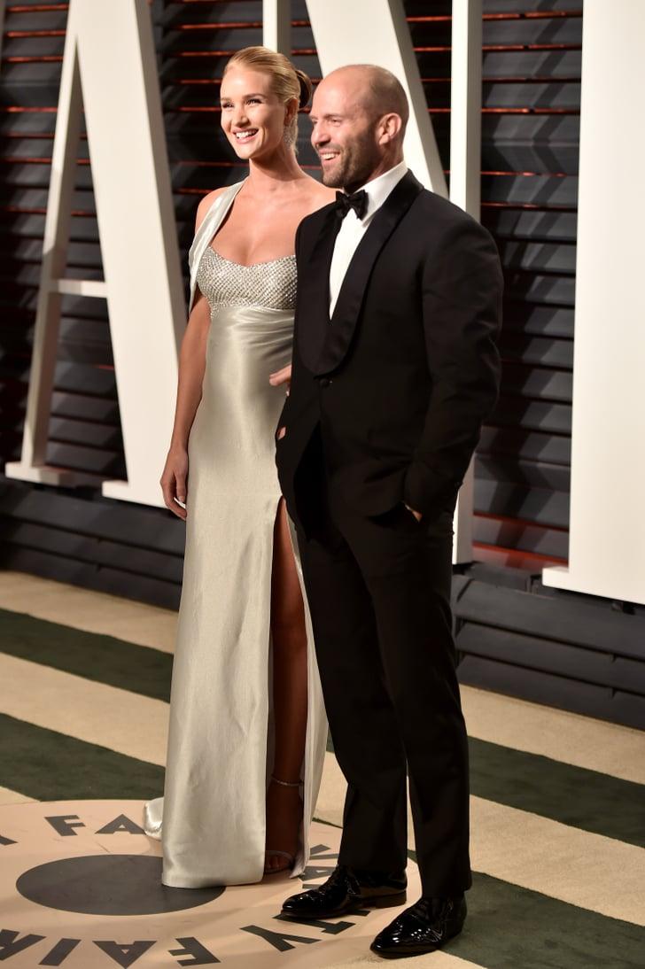 Jason Statham Rosie Huntington-Whiteley