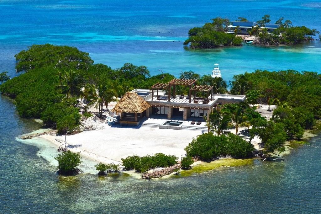 privé-eiland