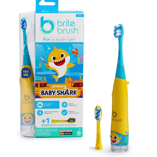 Baby Shark Singing Electric Toothbrush For Kids at Target