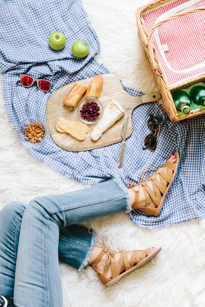 Organize a family picnic