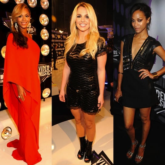 Best Dressed Celebrities at the 2011 VMAs