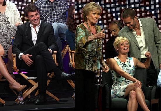 Lone Star, Raising Hope, and Fox Executive Session 2010 TCA Panels