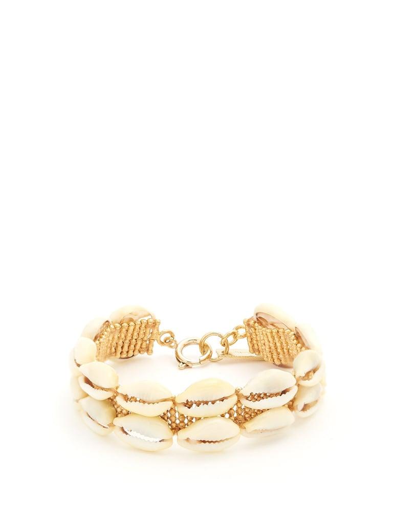 Isabel Marant Shell-Embellished Bracelet