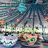 Hong Kong Disney put a lid on the teapot.