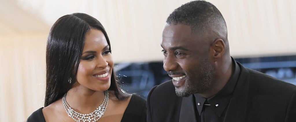 Idris Elba and Sabrina Dhowre's Cutest Pictures