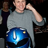 The Blue Ranger (David Yost) Was the Only Ranger With Perfect Attendance