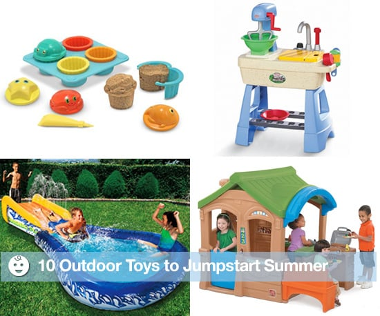 Toys For The Summer : Outdoor toys for summer popsugar moms