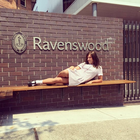 Ja'mie King Pictures at Private Schools Around Sydney