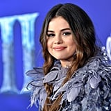 Selena Gomez at the Frozen 2 Premiere