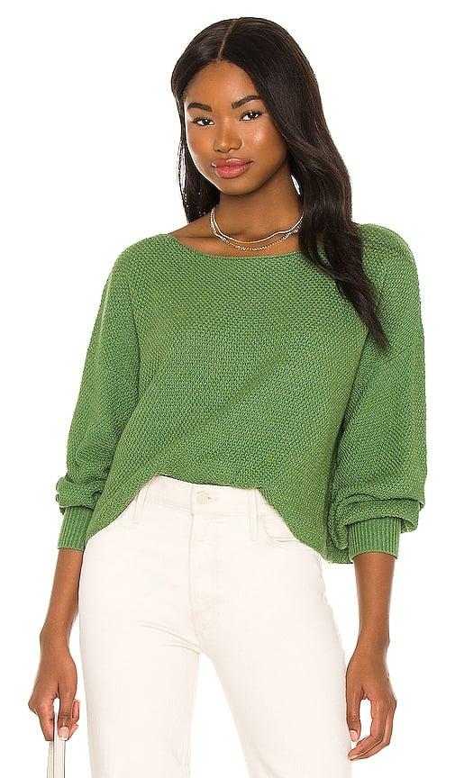 Lovers + Friends Kait Blouson Sweater