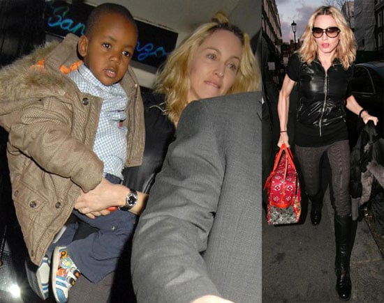Madonna's Ready to Release Her Candy, Officially Gain a Son
