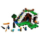 LEGO Minecraft The Waterfall Base