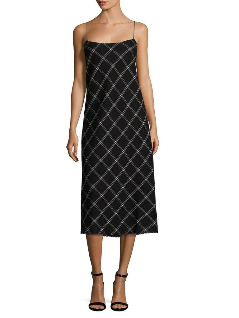 A transitional dress
