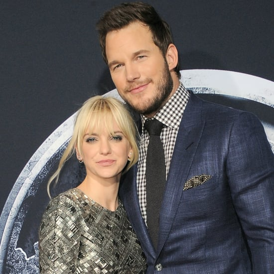 Anna Faris's Funny Tweet to Chris Pratt May 2016