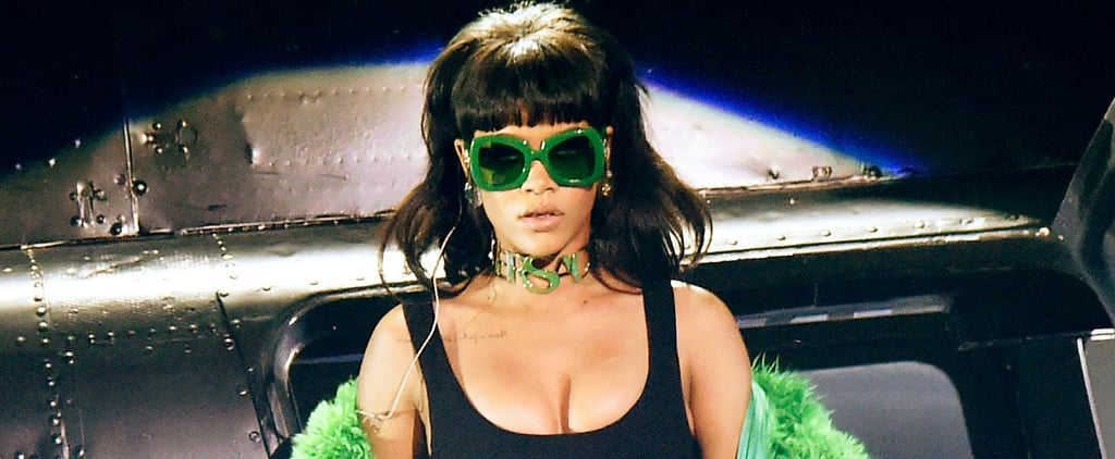 21 Ways You Can Work Like Rihanna on Halloween This Year