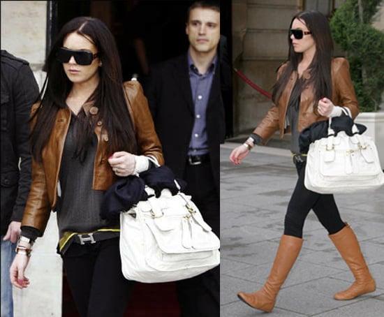 Celebrity Outfit Breakdown: Lindsay Lohan's Trendy Fall Look