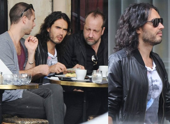 Photos of Russell Brand