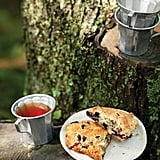 Martha Stewart's Mountain Berry Scones