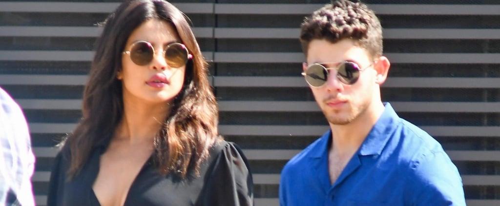 Priyanka Chopra and Nick Jonas on a Date in Sunglasses 2018
