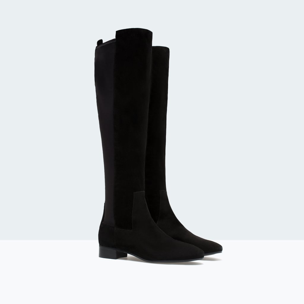 Zara Over-the-Knee Boots