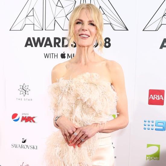 Nicole Kidman ARIAs Outfit 2018