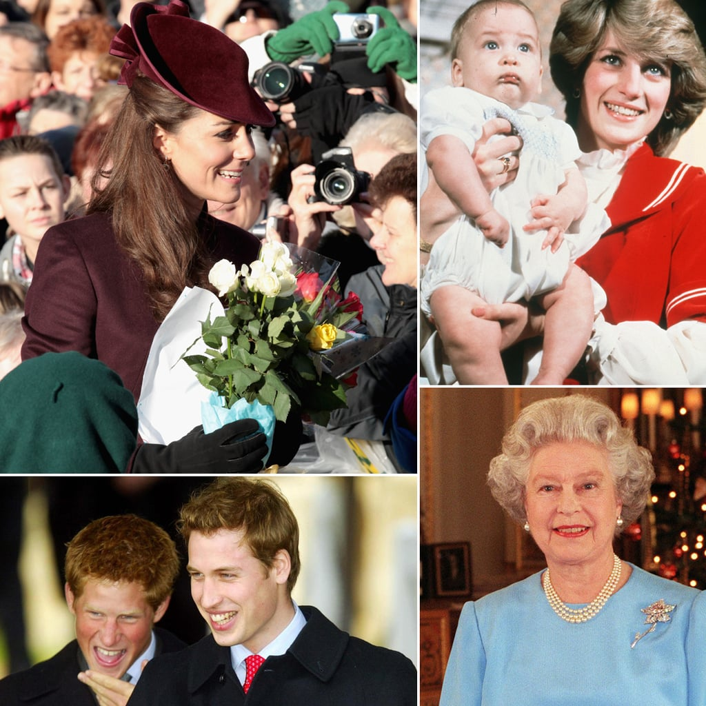 Royal Family Christmas Celebrations | Pictures