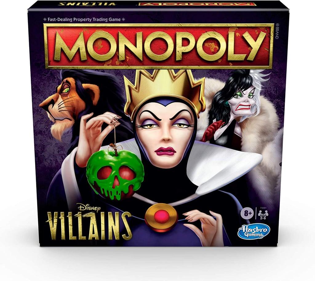 Hasbro Gaming Monopoly: Disney Villains Edition
