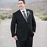 Desert Backyard Wedding
