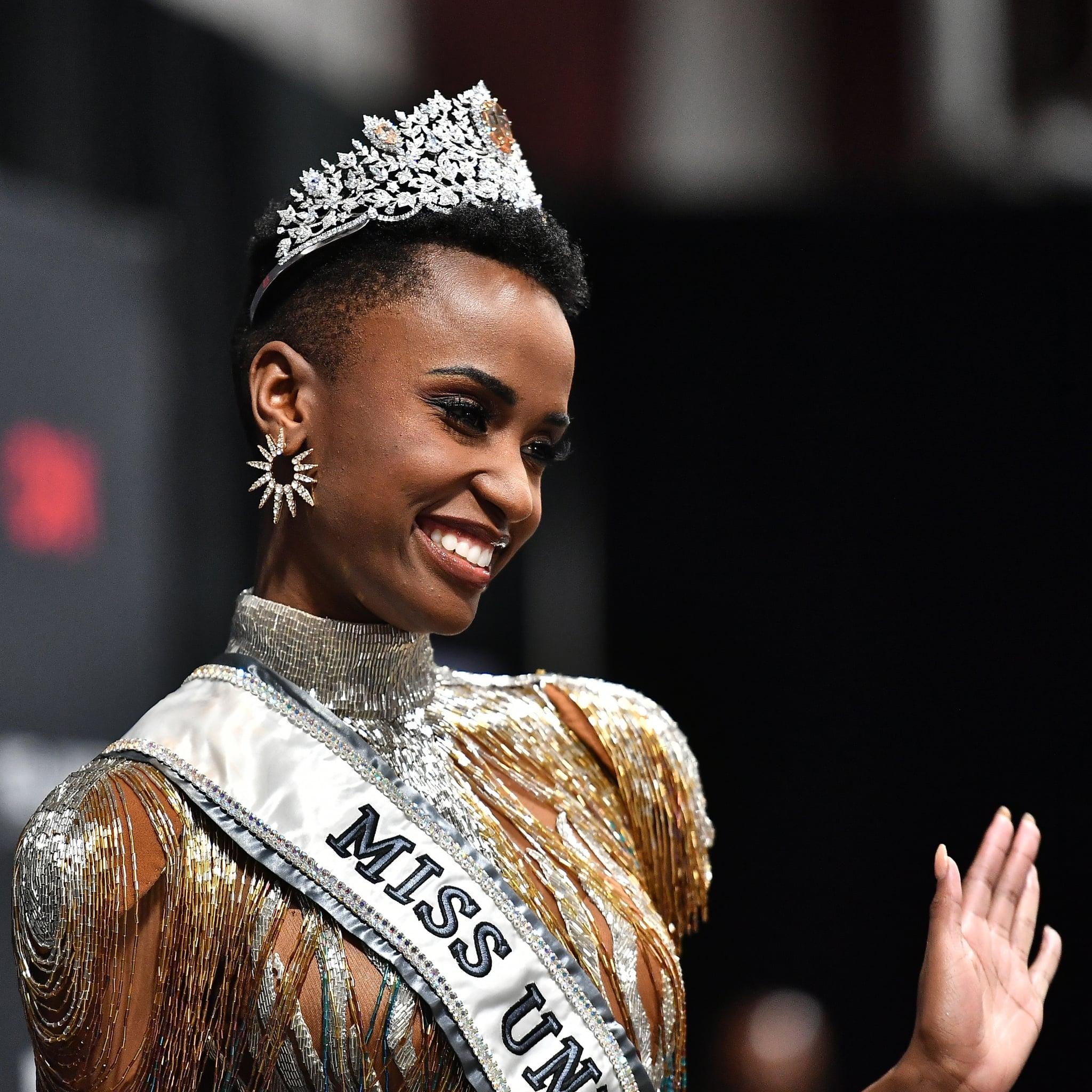 Who Is Miss Universe South Africa 2019 Zozibini Tunzi   POPSUGAR Celebrity Australia
